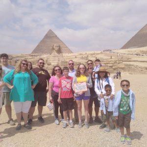 El Camino al Nilo en Navidad