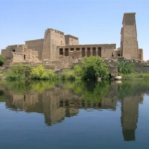 Philae Temple, Aswan Dam & the unfinished Obelisk 1